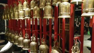 Dazzling Temple Bells