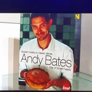 Chef Andy Bates