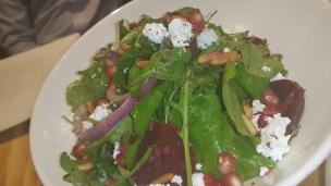 Beetroot,Feta n Rocca Salad