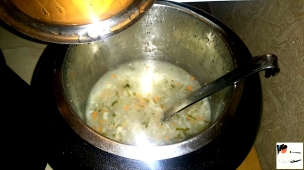 Veg Pepper Coriander Soup