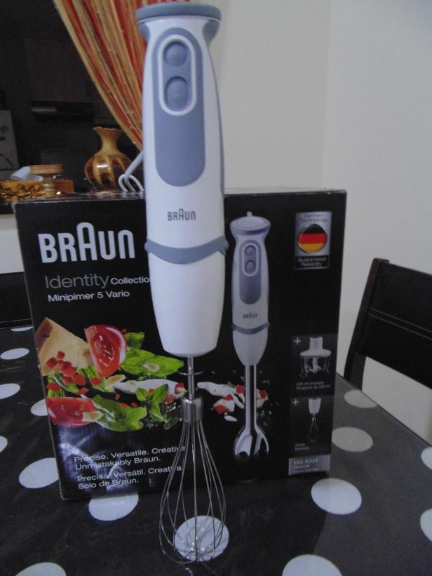 BRAUN MultiQuick 5 Vario Hand Blender – TheShazWorld