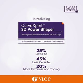 VLCC CurveExpert 3D Power Shaper – Your Ultimate Weight Loss