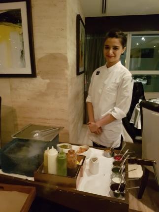 Chef Heena