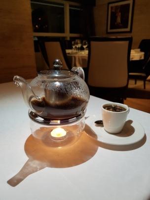 Mushroom Chai