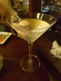 Lytchee Martini