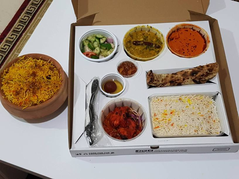 Food Delivery After Am Dubai