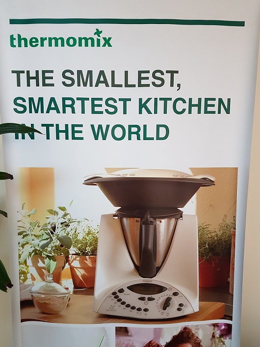 Thermomix U2013 Cooking Can Be So Much Fun With The Worldu0027s Smallest Kitchen!!!