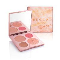 Becca x Chrissy Teigen Face Palette Open - AED 210