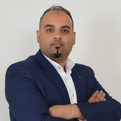 Zeeshan Sajid Amin - Business head B4U Network ME